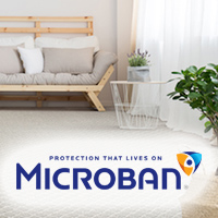 Carpet with Microban from Phenix