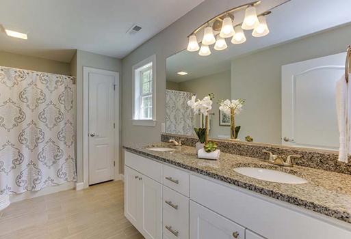 Bathroom projects by Floors To Go in Virginia Beach, Virginia